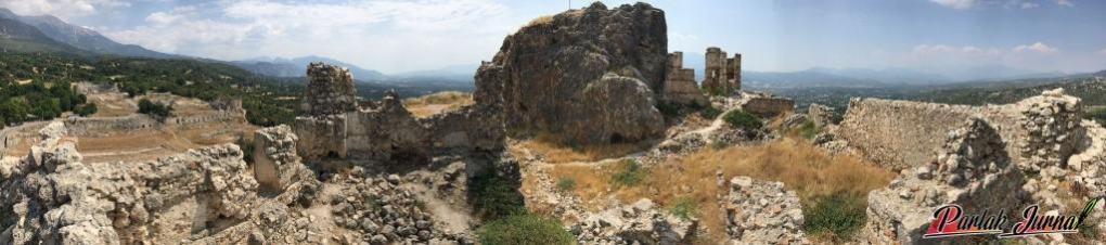 Tlos-Antik Kenti-Akropol Tepesi-Panoramik