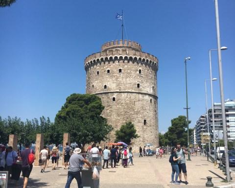 Selanik gezi rehberi beyaz kule