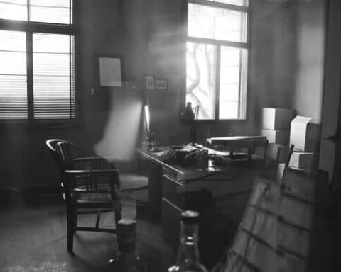 dedektif masası