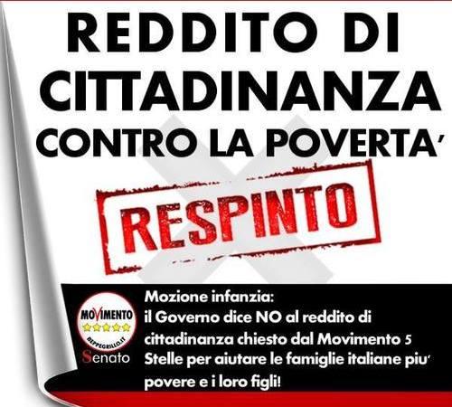 Le briciole del governo ai bambini italiani che vivono nella povertà