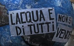 M5S: il Pd sotterra definitivamente acqua pubblica e referendum