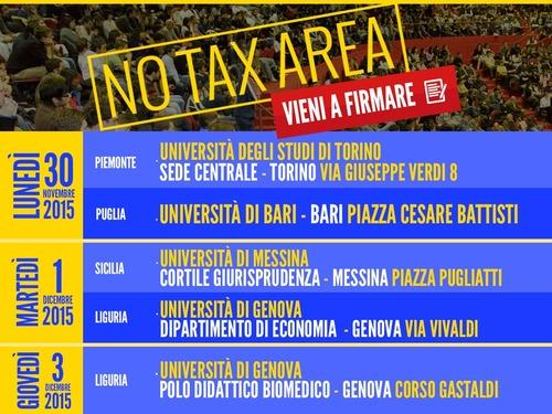 Unitour: il tour M5S nelle Università di Torino, Genova, Bari e Messina