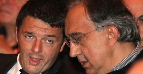 """Tax ruling, M5S:""""Assurdo silenzio Fiat su audizioni. Cosa pensa Renzi dell'amico Marchionne?"""""""