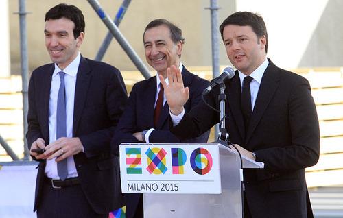 Expo: ancora milioni di euro da parte del Governo!