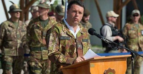 Renzi al Parlamento: l'Italia tornerà in Iraq
