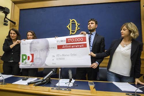 Affittopoli Roma: ecco il piano del M5S