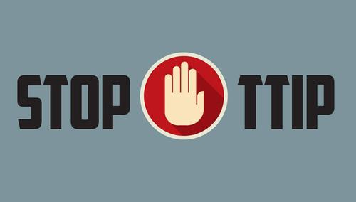 TTIP, No a propaganda ma atti concreti per fermarlo