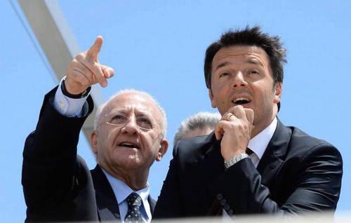 Referendum, da De Luca nuovi sprechi su aeroporto Salerno
