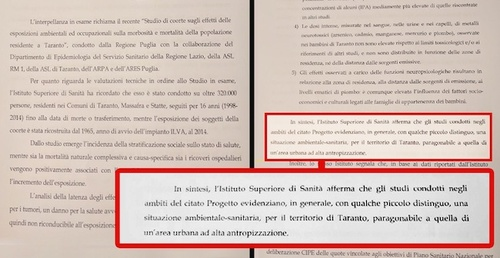 ILVA: secondo il governo, i bimbi di Taranto si ammalano perché sono poveri (video)