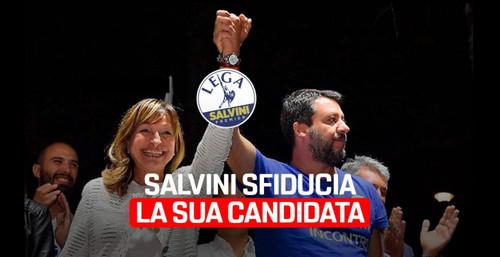 Umbria, M5s: L'ha detto anche Salvini, Tesei non è adatta a governare la regione