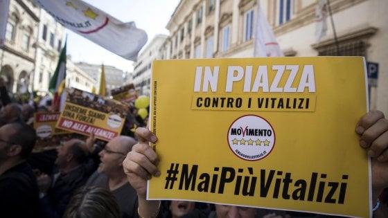 VITALIZI: CORTE UE CI DA' NUOVAMENTE RAGIONE, ADESSO TOCCA AL SENATO