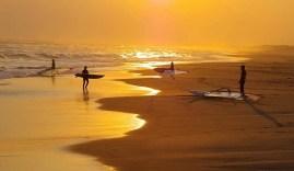 Máncora surf Perú