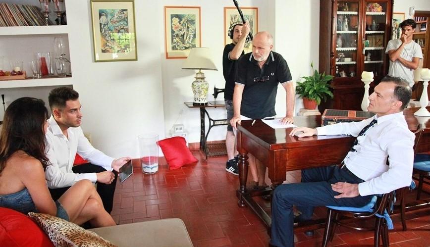 Grande successo per il corto di Pierfrancesco Campanella al Terra di Siena Film Festival - PARLAMENTONEWS