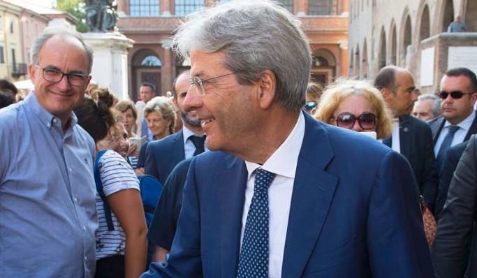 IL SI DELL'EUROPA A PAOLO GENTILONI - PARLAMENTONEWS