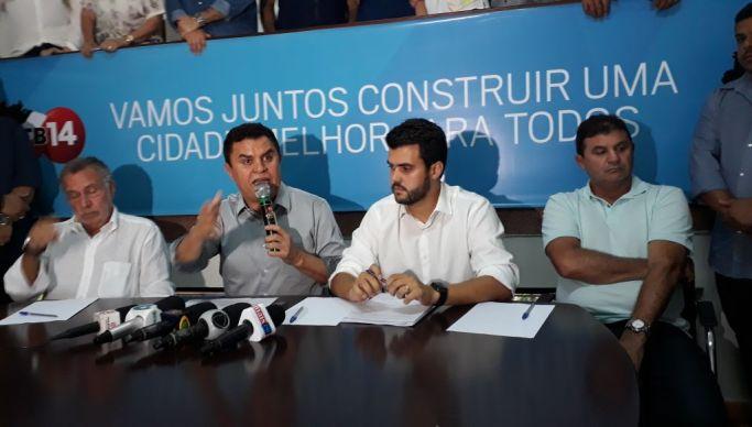 Resultado de imagem para wilson santiago anuncia disputa a deputado federal