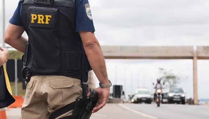 prf1 - Ex-prefeito de cidade do Sertão paraibano é preso pela PRF neste domingo