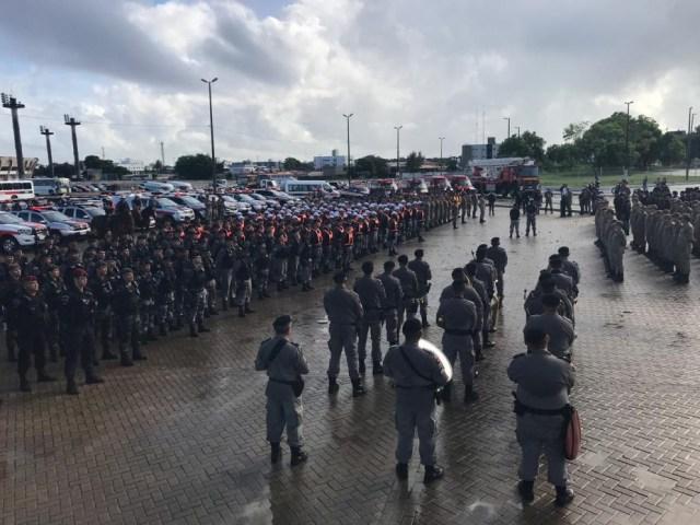 WhatsApp Image 2019 04 24 at 07.32.30 993x745 - Dois mil policiais realizam operação nacional reforçando segurança na Paraíba