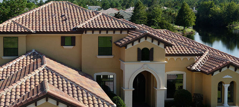 tile roofing installed tampa bay
