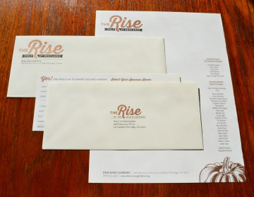Letterhead & Commitment Form