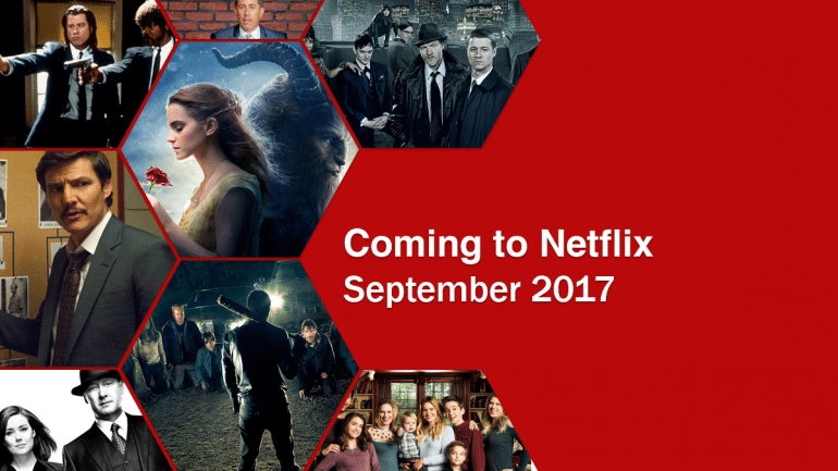 New Original TV Shows and Movies Coming to Netflix in September