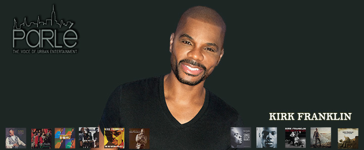 Kirk Franklin Interview – The Man The Legend The Message