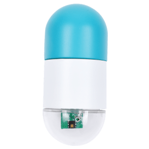Capsule Blue Light