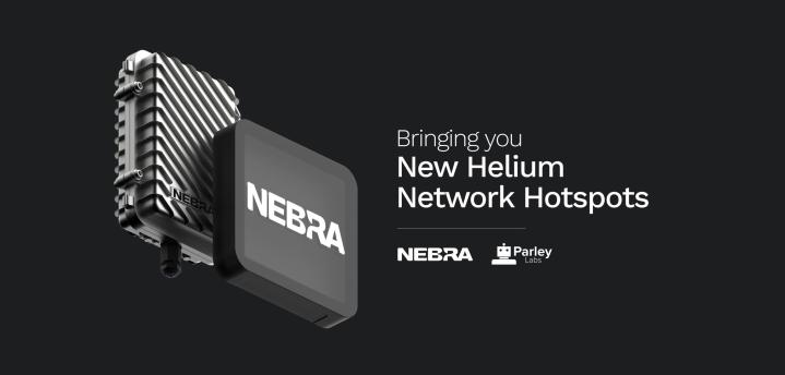 Bringing you New Helium Network Hotspots