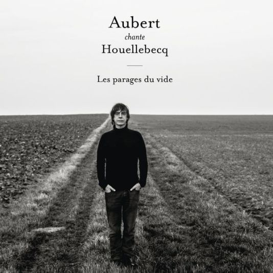 aubert chante houellebecq (cover 1)