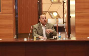 السيد عبد الله المصري ديوان مجلس النواب في بنغازي