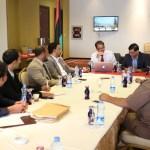 لجنة الصحة بمجلس النواب واجتماعا موسعا مع وزير الصحة بالحكومة المؤقتة