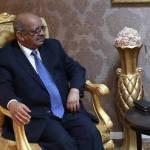 رئيس مجلس النواب يتلقى وزير الشؤون العربية الجزائري بمدينة البيضاء
