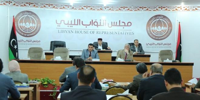مجلس النواب  يستأنف جلسته الرسمية  برئاسة فخامة رئيس مجلس النواب