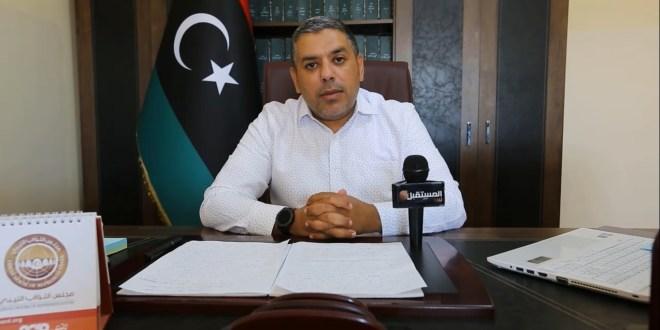 رئاسة ديوان مجلس النواب تقدم بلاغاَ للنائب العام بشأن قيام أشخاص من طرابلس باختلاس أموال موجودة بحساب خاص بالمجلس.