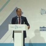 النائب الثاني لرئيس مجلس النواب منتدى التنمية البرلمانية موسكو
