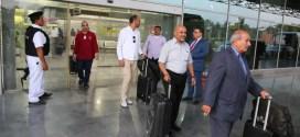 توافد السادة أعضاء مجلس النواب إلى العاصمة المصرية القاهرة
