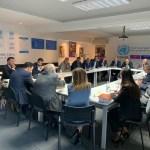 اجتماع النائب الأول بلجنة التواصل بالمبعوث الأممي. تونس