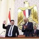 رئيس مجلس النواب بالبرلمان المصري