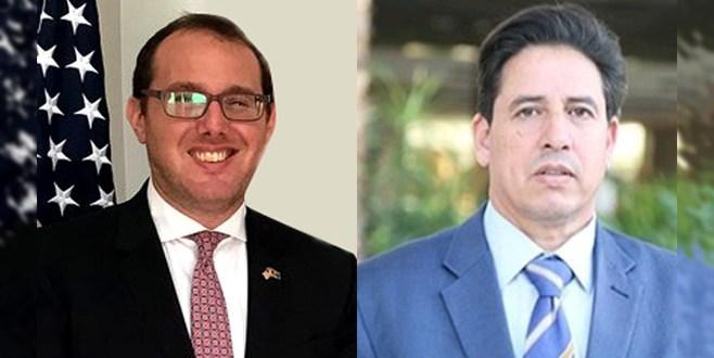 رئيس لجنة الخارجية يتباحث مع نائب السفير الأمريكي
