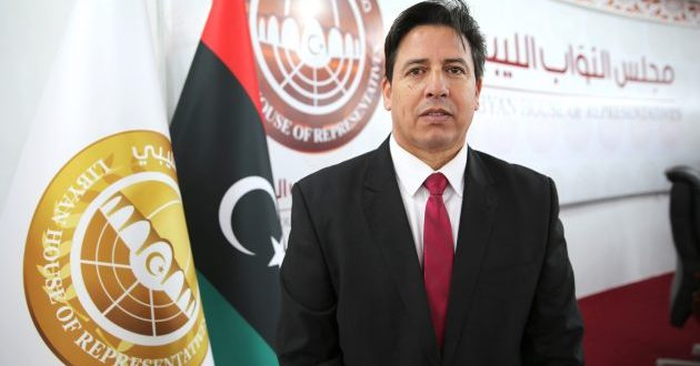 رئيس لجنة الخارجية يستنكر تصريحات سفير المملكة المتحدة السابق في خطابه وجهه لسفارة المملكة المتحدة لدى ليبيا