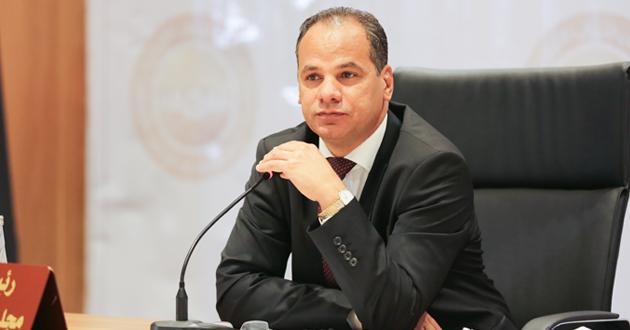 النائب الثاني يرحب بما جاء في كلمة وزير الخارجية المصري ويُشيد بدور مصر في ليبيا