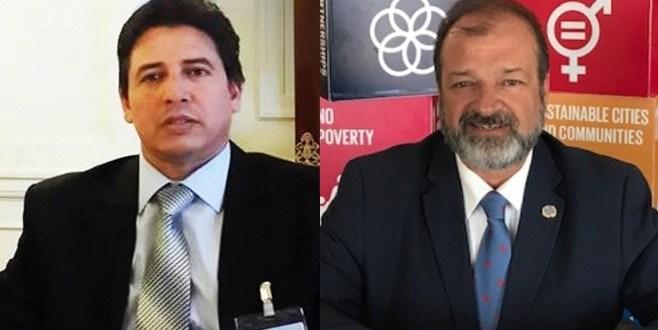 رئيس لجنة الخارجية يجري اتصالاً بممثل الأمين العام للأمم المتحدة للبرنامج الإنمائي في ليبيا
