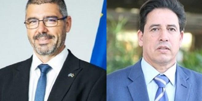 رئيس لجنة الخارجية يعقد اجتماعا مع بعثة الاتحاد الأوروبي لدى ليبيا