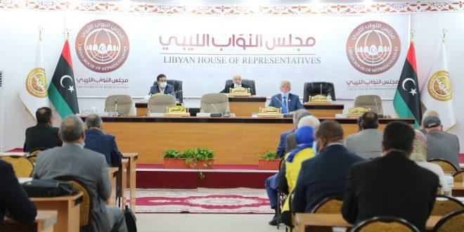 المتحدث الرسمي : مجلس النواب يواصل مناقشاته بشأن بند مشروع قانون الميزانية العامة للدولة 2021 .م