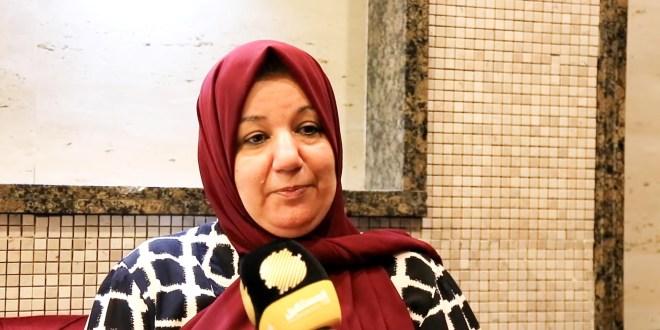 أسماء الخوجة : آلية تنفيذ القرار  وكيفية صرفه من خزينة الدولة كان سبب الاعتراض على منحة الزواج   .