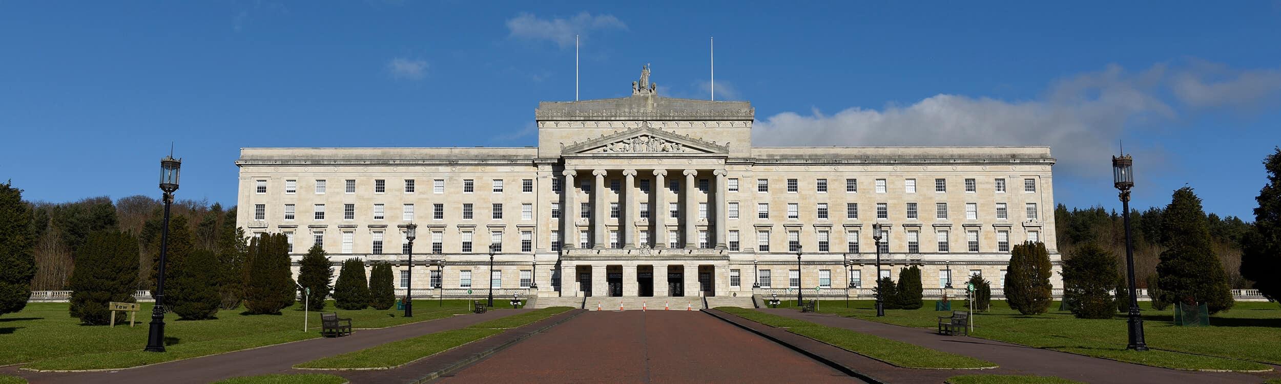Parliament Buildings, Belfast