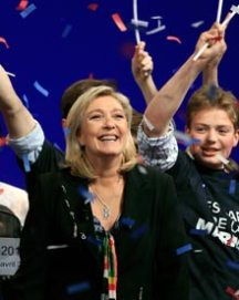 The French National Front is not a eurosceptic party – it's a racist party