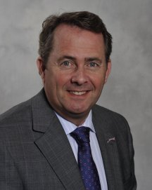 Liam Fox Launches One Minute Fox Channel