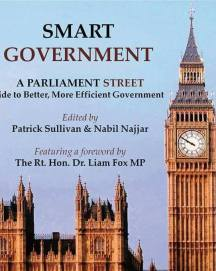 Parliament Street Book Launch