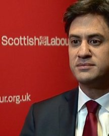 Further Labour Divide Over Ed Miliband's SNP Fantasy