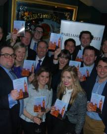 Parliament Street Book Launch A Mighty Success